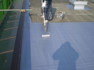 屋上防水トップコート